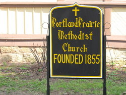 Portland Prairie Cemetery