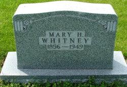 Mary Maren or Marie <i>Haden</i> Whitney