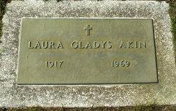 Laura Gladys <i>Nelson</i> Akin