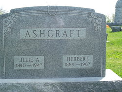 Lillie A, <i>Jump</i> Ashcraft