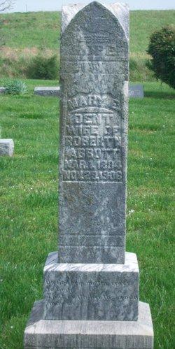 Mary Elizabeth <i>Dent</i> Abbott