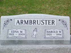 Harold W. Armbruster