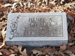 Henry Albert Gipson