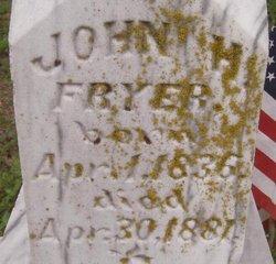 John Holland Fryer