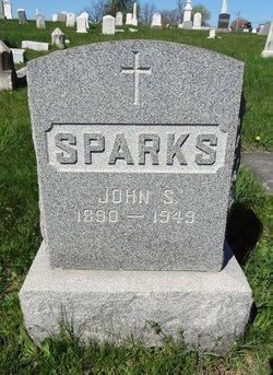 John S Sparks