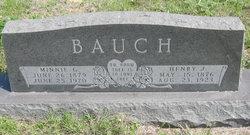 Henry J. Bauch