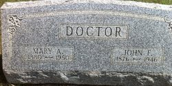Mary A. Doctor