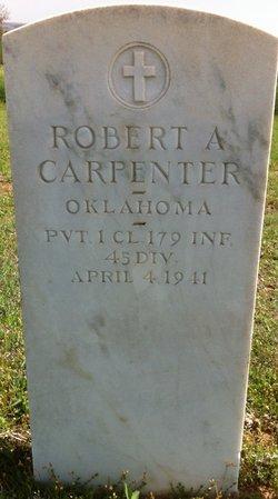 Pvt Robert A. Carpenter