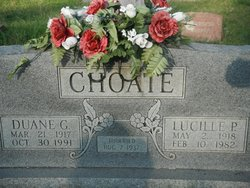 Duane George Choate