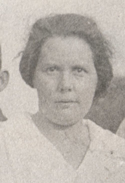 Philena Helena Lena <i>Wiseman</i> Eaton