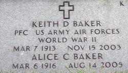 Keith Darel Baker