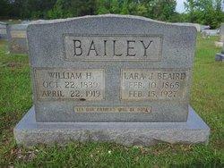 Sgt William Hopkins Bailey