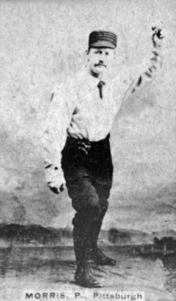 Edward Cannonball Morris