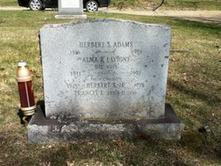 Alma R. <i>Lavigne</i> Adams
