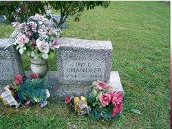Iris Elouise <i>Long</i> Chandler