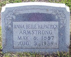 Anna Belle <i>Kilpatrick</i> Armstrong