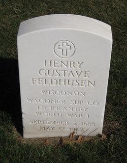 Henry Gustave Feldhusen