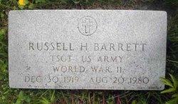 Russell Hunter Barrett