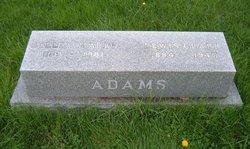 Estella Maude Stella <i>Hohstadt</i> Adams