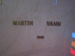 Martin Van Buren Anderson
