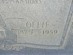 Ollie Mae <i>Kittrell</i> Culpepper