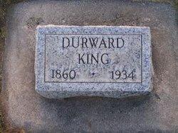Durward L King