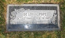 Deloy Verland Pope