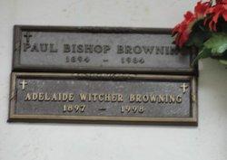 Adelaide <i>Witcher</i> Browning
