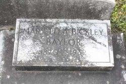 Mary Ella <i>Bickley</i> Baylor
