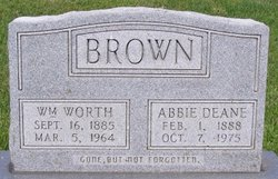 Abbie Deane <i>Bennett</i> Brown