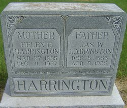 James William Jim Harrington, Sr