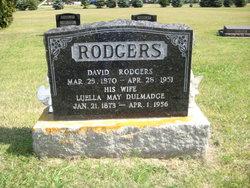 Louella Mae <i>Dulmadge</i> Rodgers