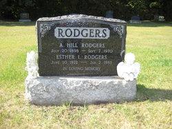 Arthur Hill Rodgers