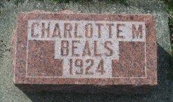 Charlotte M. Beals