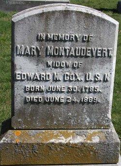Mary <i>Montaudevert</i> Cox