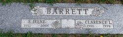 Shirley Irene <i>Phillips</i> Barrett