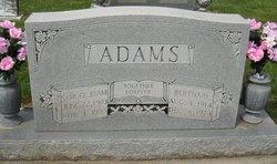 Bertha Bell <i>Hardy</i> Adams