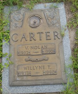 Volphie Nolan Pete Carter