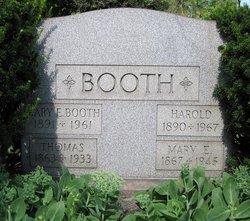 Harold Booth