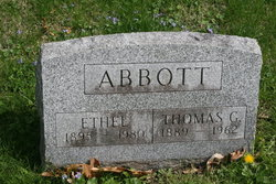 Thomas G Abbott
