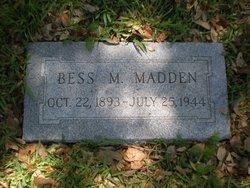 Bess M <i>Varley</i> Madden
