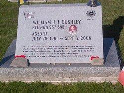 Pvt William Jonathan James Cushley
