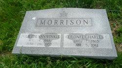 Col Charles E Morrison