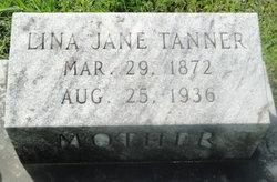 Lina Jane Tanner
