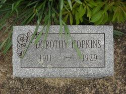 Dorothy F Hopkins