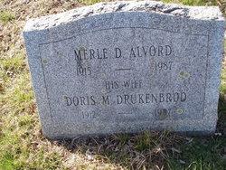 Merle D Alvord