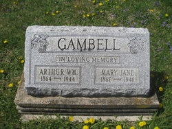 Arthur W Gambell