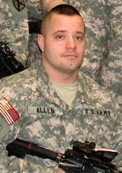 Sgt Nekl Bruce Nick Allen