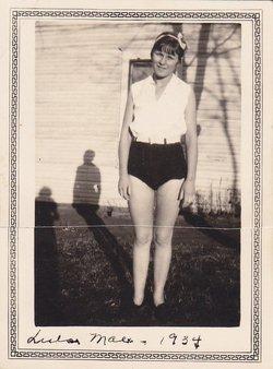 Lula Mae Peggy <i>Russell</i> Easley