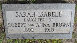 Sarah Isabell Brown